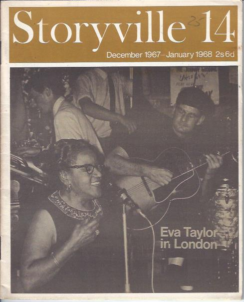 Image for Storyville 14, December 1967-January 1968
