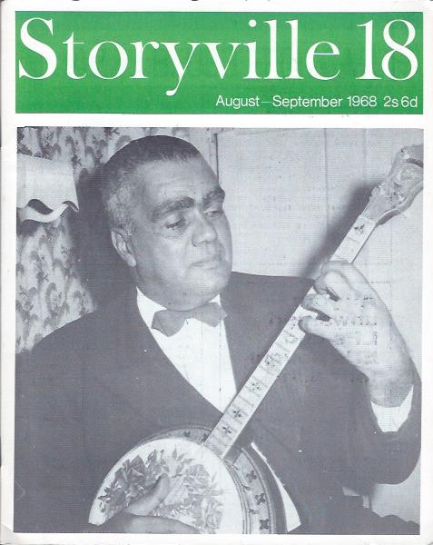 Image for Storyville 18, August-September 1968