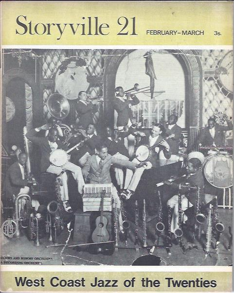 Image for Storyville 21, February - March 1969