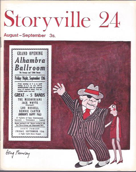Image for Storyville 24, August - September 1969