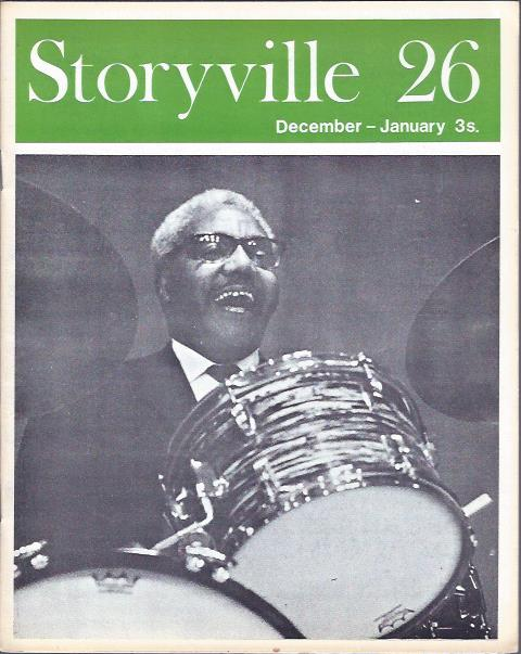 Image for Storyville 26, December 1969 - January 1970