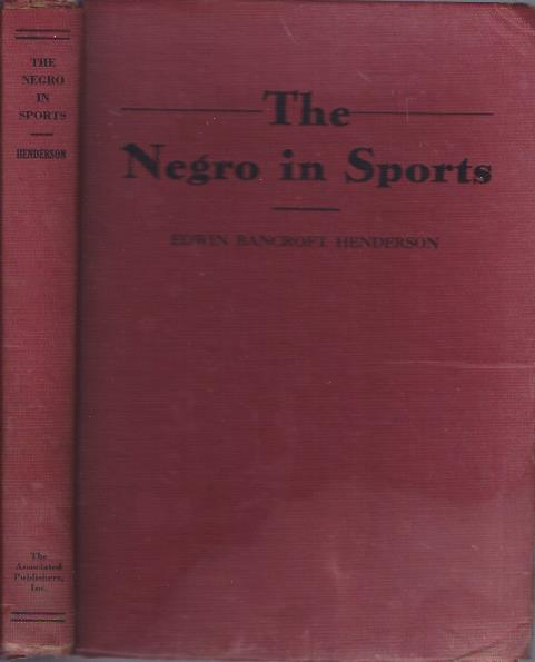 Image for The Negro in Sports
