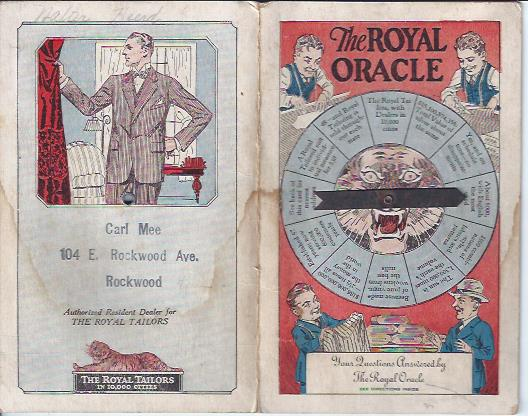 Image for The Royal Oracle