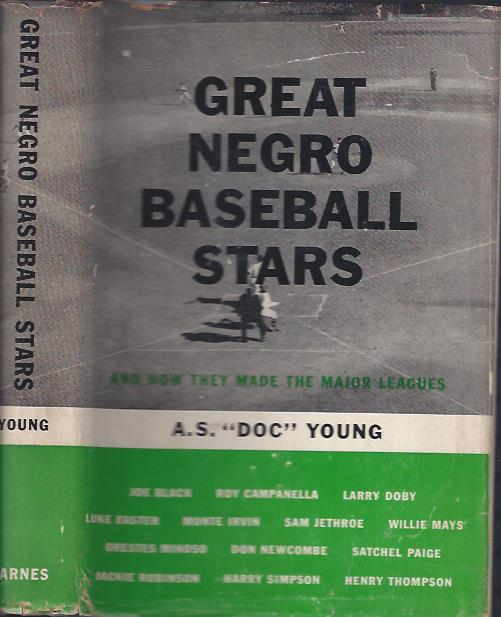 Image for Great Negro Baseball Stars and How They Made the Major Leagues