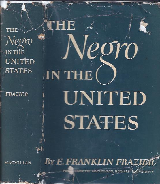 Image for The Negro in the United States