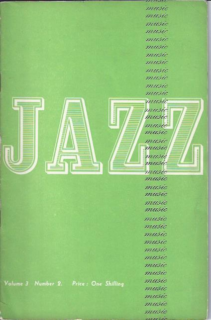 Image for Jazz Music, Volume 3, Number 2.