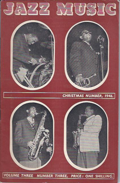 Image for Jazz Music, Volume 3, Number 3.
