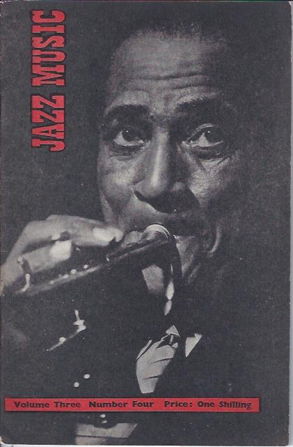 Image for Jazz Music, Volume 3, Number 4.