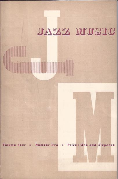 Image for Jazz Music, Volume 4, Number 2.