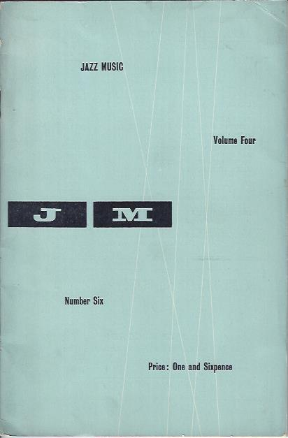 Image for Jazz Music, Volume 4, Number 6.