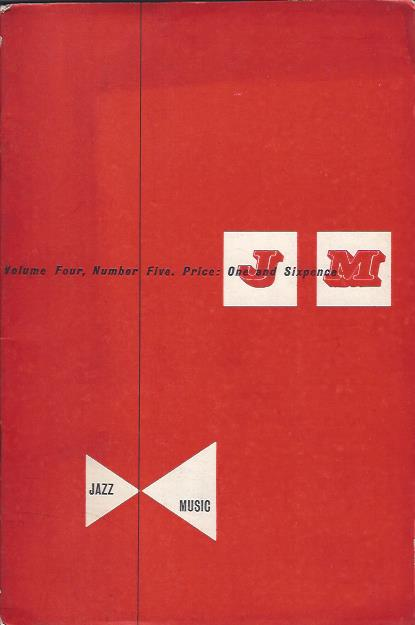 Image for Jazz Music, Volume 4, Number 5.