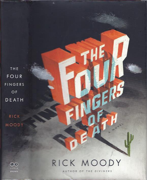 Image for The Four Fingers of Death