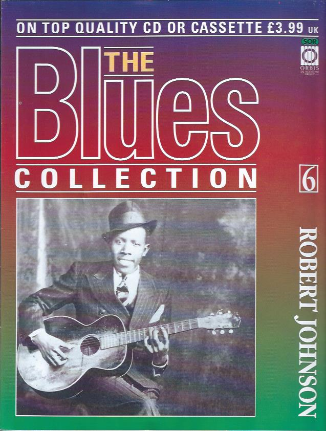 Image for The Blues Collection, 6: Robert Johnson