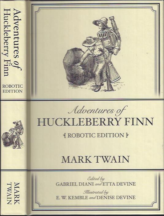 Image for Adventures of Huckleberry Finn   {Robotic Edition}