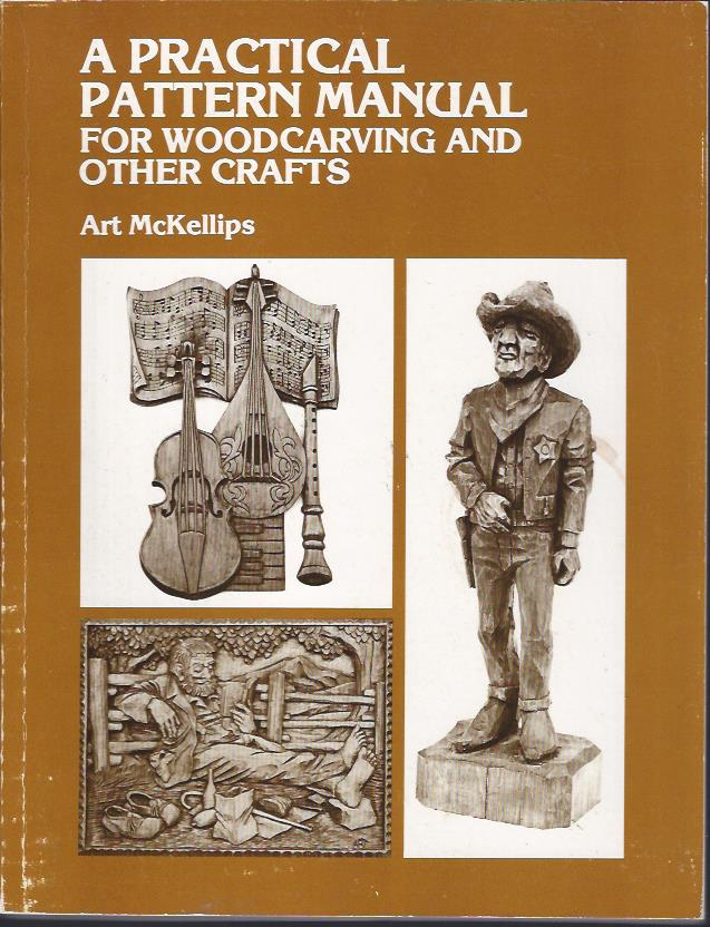 Image for A Practical Pattern Manual for Woodcarving and Other Crafts : Book 1