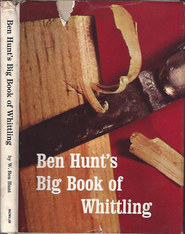 Image for Ben Hunt's Big Book of Whittling