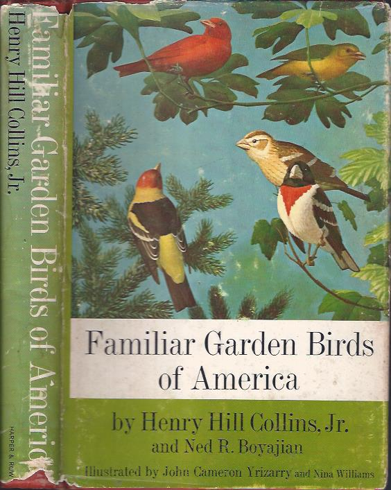 Image for Familiar Garden Birds of America