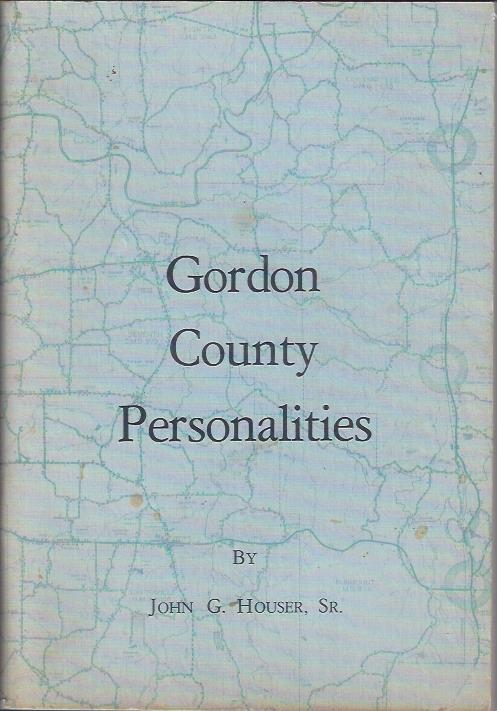 Image for Gordon County Personalities