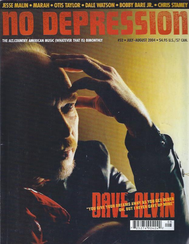 Image for No Depression, July-August 2004