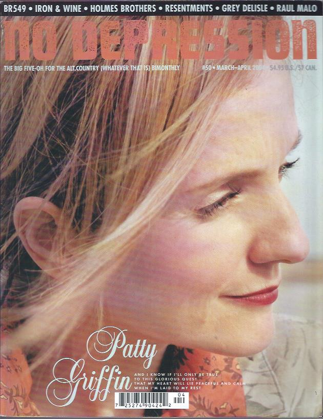 Image for No Depression, March-April 2004