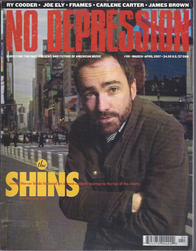 Image for No Depression, March-April 2007
