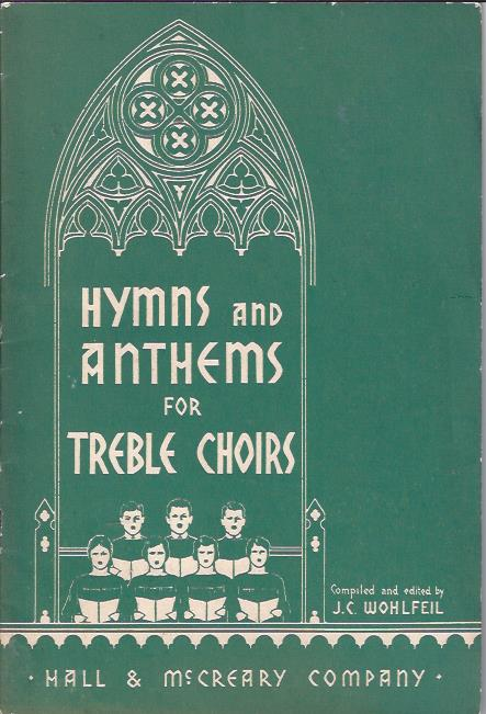 Image for Hymns and Anthemns for Treble Choirs
