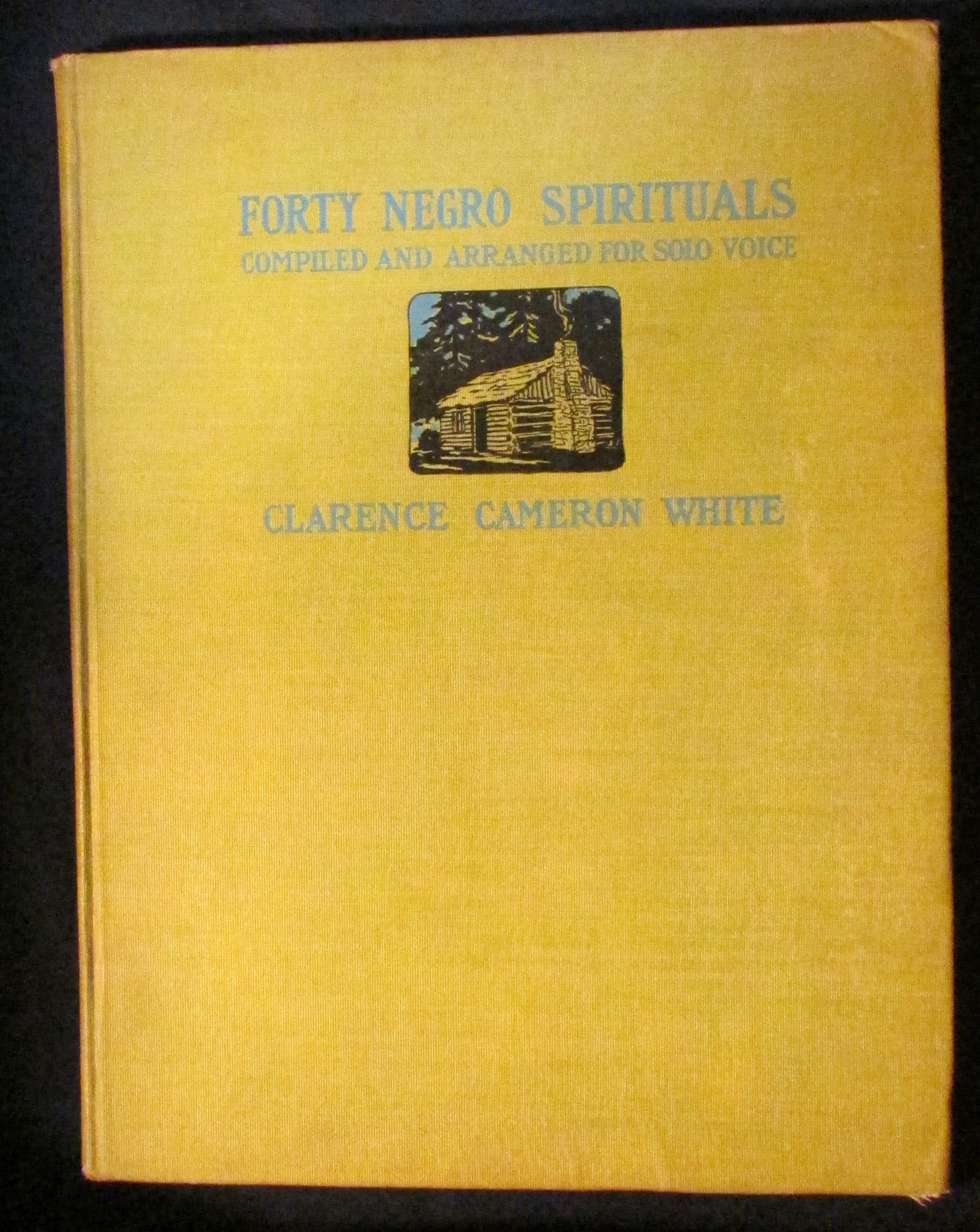 Image for Forty Negro Spirituals
