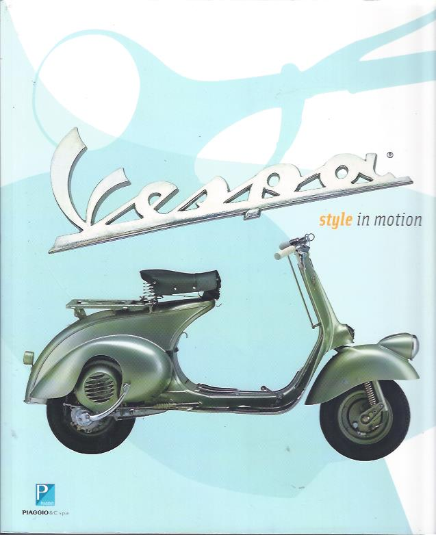 Image for Vespa: Style in Motion