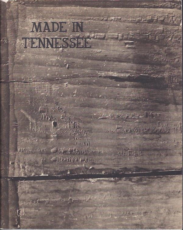 Image for Made in Tennesse: an exhibition of early arts and crafts