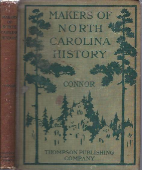 Image for Makers of North Carolina History