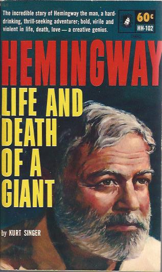 Image for Hemingway: Life and Death of a Giant