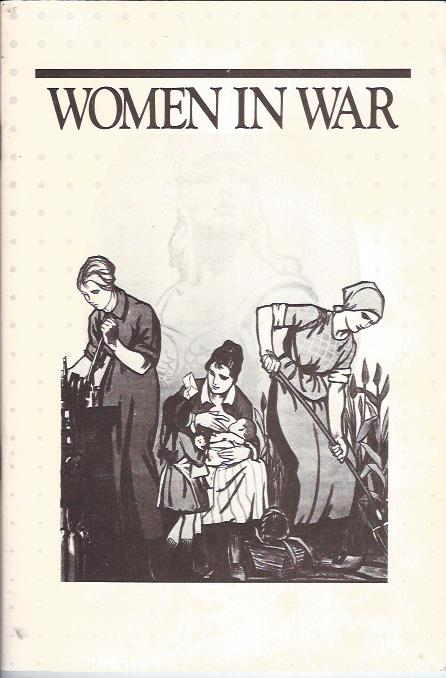 Image for Women in War: a Touring Exhibit of World War I Posters
