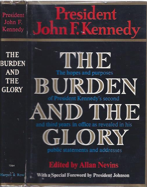 Image for The Burden and the Glory