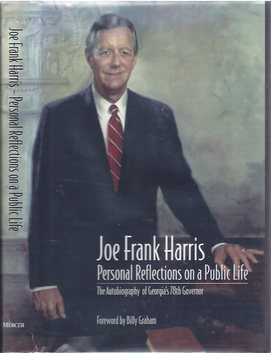 Image for Joe Frank Harris: Personal Reflections on a Public Life