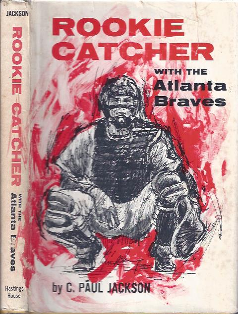 Image for Rookie Catcher with the Atlanta Braves
