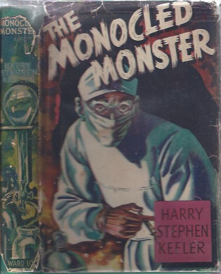 Image for The Monocled Monster