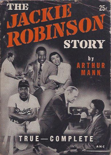 Image for The Jackie Robinson Story