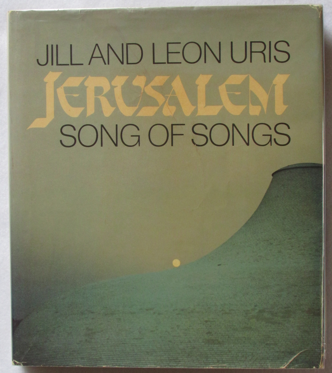 Image for Jerusalem: Song of Songs