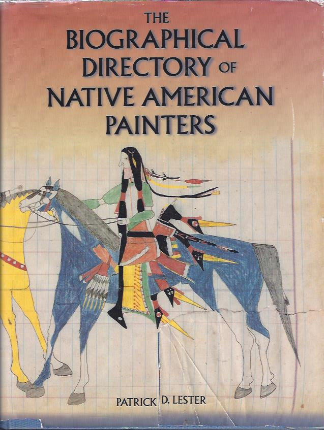 Image for The Biographical Dictionary of Native American Painters