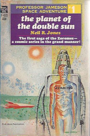Image for The Planet of the Double Sun