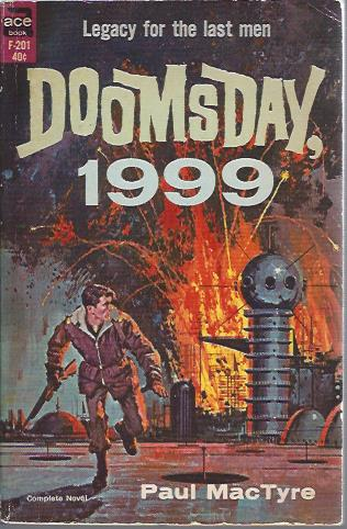 Image for Doomsday, 1999