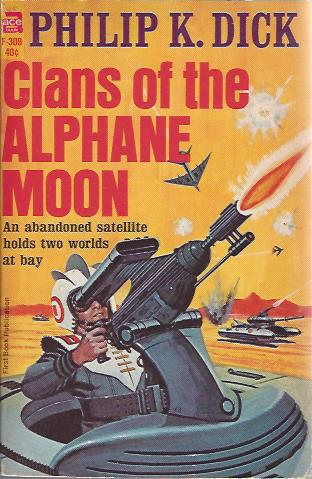 Image for Clans of the Alphane Moon