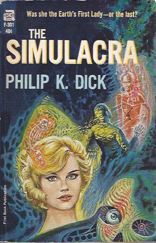 Image for The Simulacra