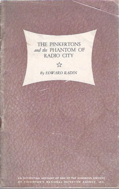 Image for The Pinkertons and the Phantom of Radio City