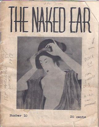 Image for The Naked Ear  Number 10, (1957)