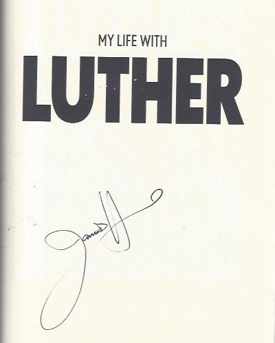 Image for My Life with Luther : A Glimpse of a Legendary American Broadcaster