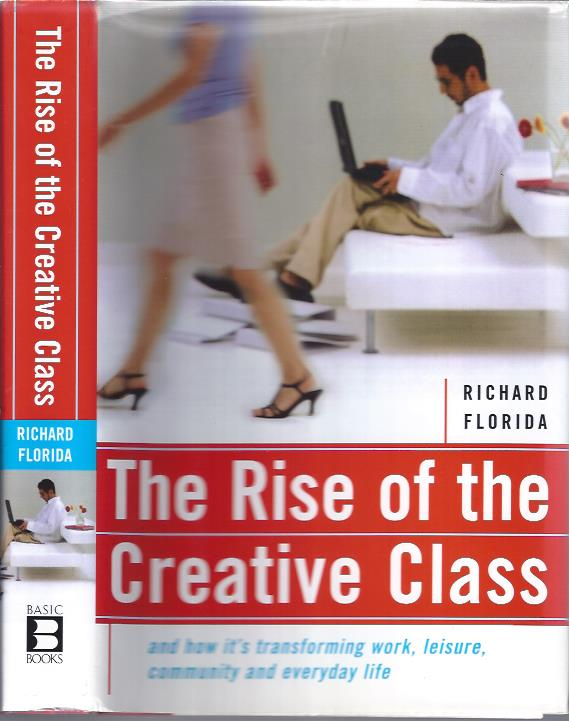 Image for The Rise of the Creative Class