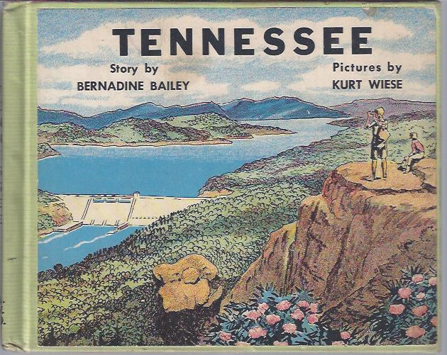 Image for Picture Book of Tennessee