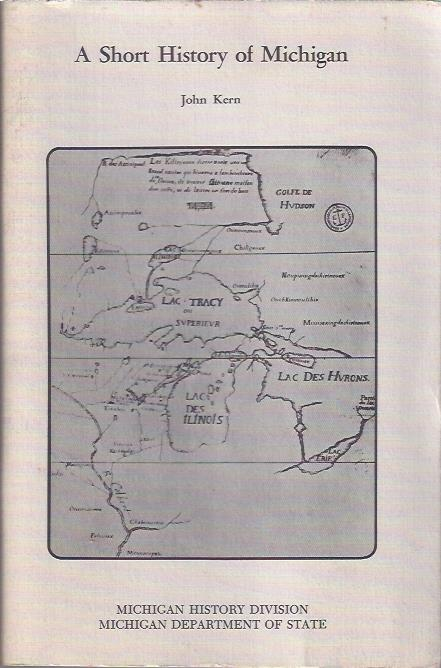 Image for A Short History of Michigan
