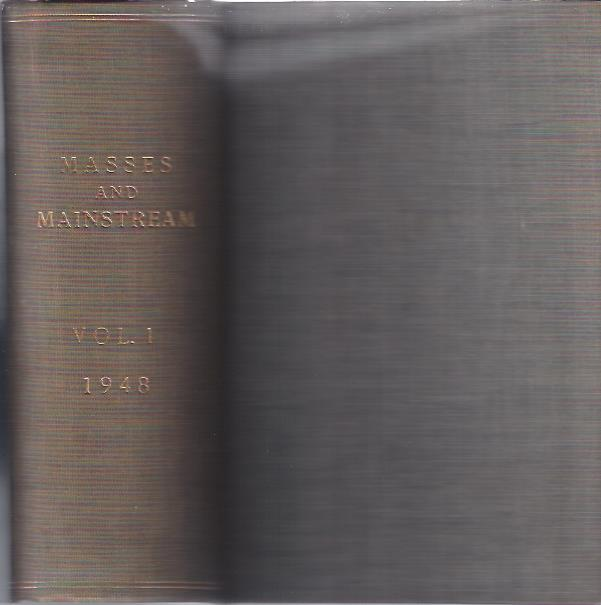 Image for Masses & Mainstream, Vol. I, 1948